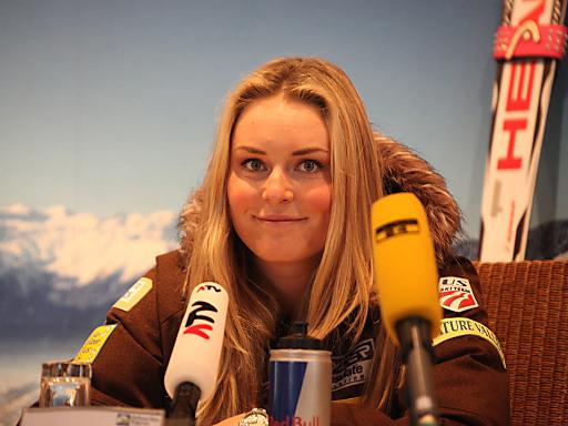 Die nächsten vier Jahre in Zell am See-Kaprun: Topstar Lindsey Vonn und ihr Team der US-Ski-Damen trainieren in Zukunft auf den Bergen der Region.