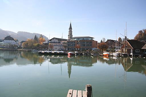 Einzigartig am See gelegen, Salzburgs 1. Kuschel- und Genießerhotel Seewirt.Mattsee