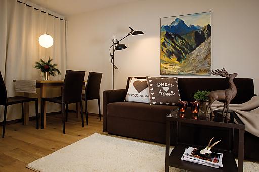 Beste Wohnqualität mit Bregenzerwälder Handwerk im Hotel Alpenrose in Au.