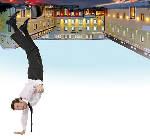 """Die lederfabrik und das Motto für 2011: """"Wir stehen für Sie KOPF"""""""