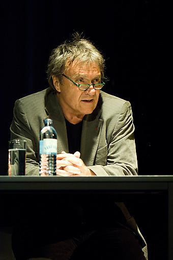 Wolfram Berger liest bei der LOISIARTE