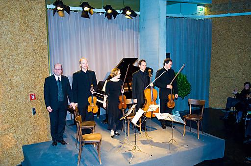 LOISIARTE Ensemble mit Christian Altenburger