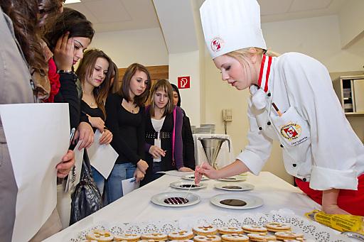 Bereits zum 20. Mal findet von 14. - 18. März 2011 die Berufsinformationswoche der Tourismus- und Freizeitwirtschaft statt.