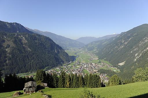 Ferienregion Mayrhofen-Hippach: Vielseitige Sportmöglichkeiten und unverwechselbare Naturlandschaft