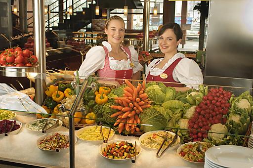 Rosenberger Marktrestaurant.