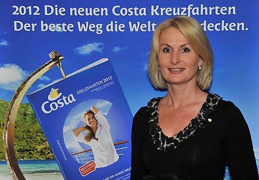 http://pressefotos.at/m.php?g=1&u=38&dir=201104&e=20110404_c&a=event Präsentation des Costa Kreuzfahrten Kataloges - im Bild Ulrike Soukop (Geschäftsführung Costa Kreuzfahrten Österreich)