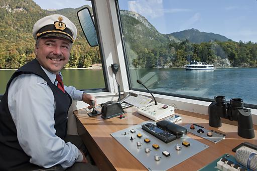 Die Wolfgangseeschiffe starten am Gründonnerstag in die Sommersaison.
