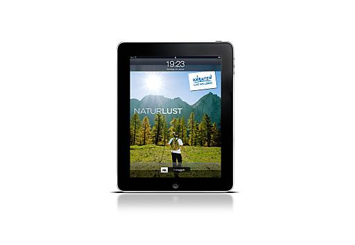 Bequeme Tourenplanung: Der Kärnten Tourenguide als iPad-App.