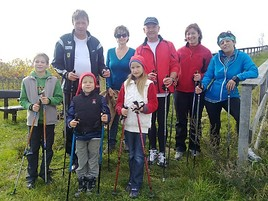 Bild zu NORDIC WALKING IM KINDERHOTEL SEMI****SUPERIOR