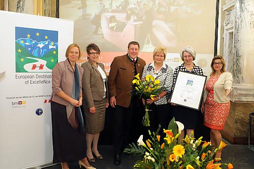 EDEN-Finalist 2011 Künstlerstadt Gmünd.
