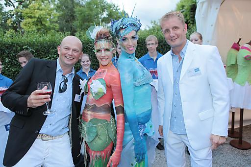 Kärnten lud zum Sommerfest in Wien.