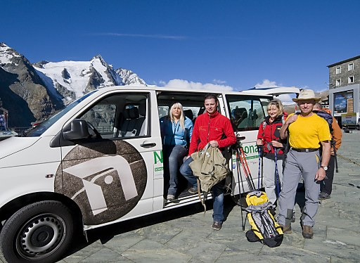 Mit dem Nationalpark Wanderbus und Nationalpark Ranger zu den schönsten Ausflugszielen
