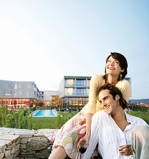 Pure Weinpoesie im LOISIUM Wine & Spa Resort Langenlois