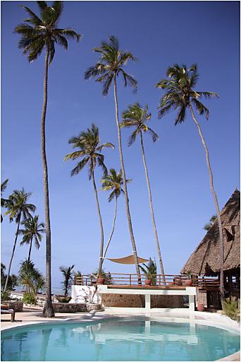 Hoteleröffnung der zanzibar ocean lodge GREEN AND BLUE im Dezember 2011