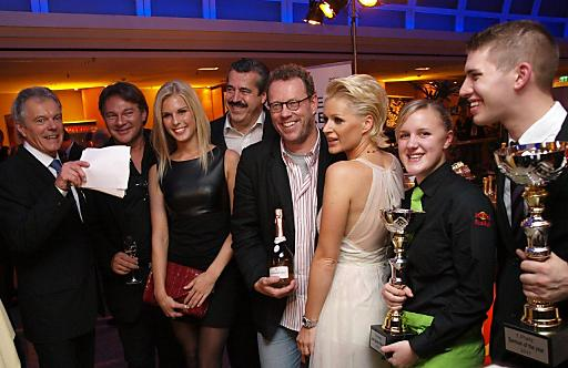 "Am ""Hallowien""-Tag 31. Oktober fand bereits zum 16. Mal die Gala ""Barman of the Year 2010"" statt."