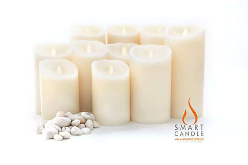 Smart Candle - Luminara Flamme