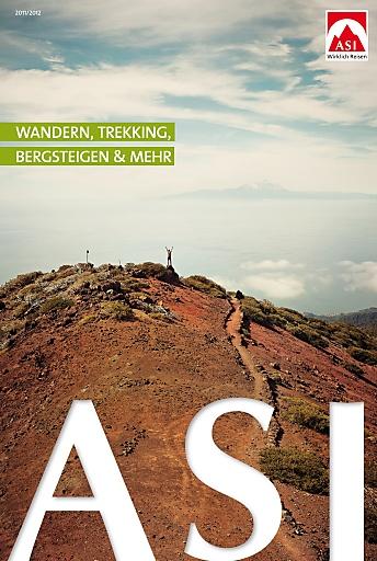 Cover: ASI-Ganzjahreskatalog 2011/12