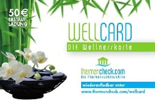 Pures Wellnessvergnügen - Die thermencheck.com WellCard ist da!