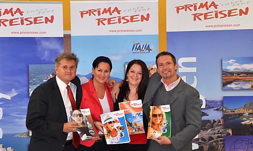 Karl-Heinz Sengwein, Herlinde Friesl-Koller, Sybille Morocutti, Gottfried Winkler