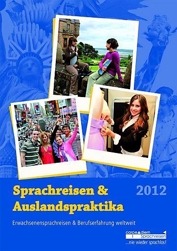 carpe diem Sprachreisen - Katalog 2012
