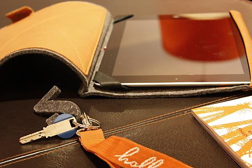 iPad im Wiener Boutique Hotel Hollmann Beletage.