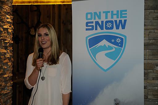 US-Ski-Superstar Lindsey Vonn bloggt auf OnTheSnow.de.