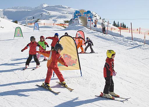 Skikurs mit Erfolgsgarantie für Kinder ab 5 Jahre in der Skischule Klostertal.
