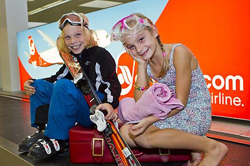 """Egal wohin die Reise geht - zuerst auf die """"Ferien-Messe Linz"""" vom 27. bis 29. Jänner 2012 im Design Center Linz."""