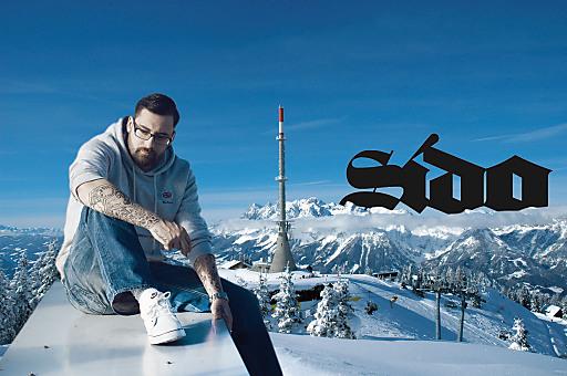 """""""Sido live"""" mit Band und Top-DJ's am 24. März in der Region Schladming-Dachstein!"""