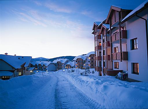 Das ehemalige Hapimag Resort auf der Kanzlhöhe in Kärnten.