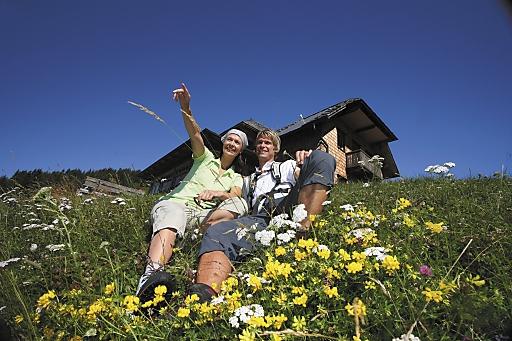 Wandern in der Dachstein-Tauern-Region
