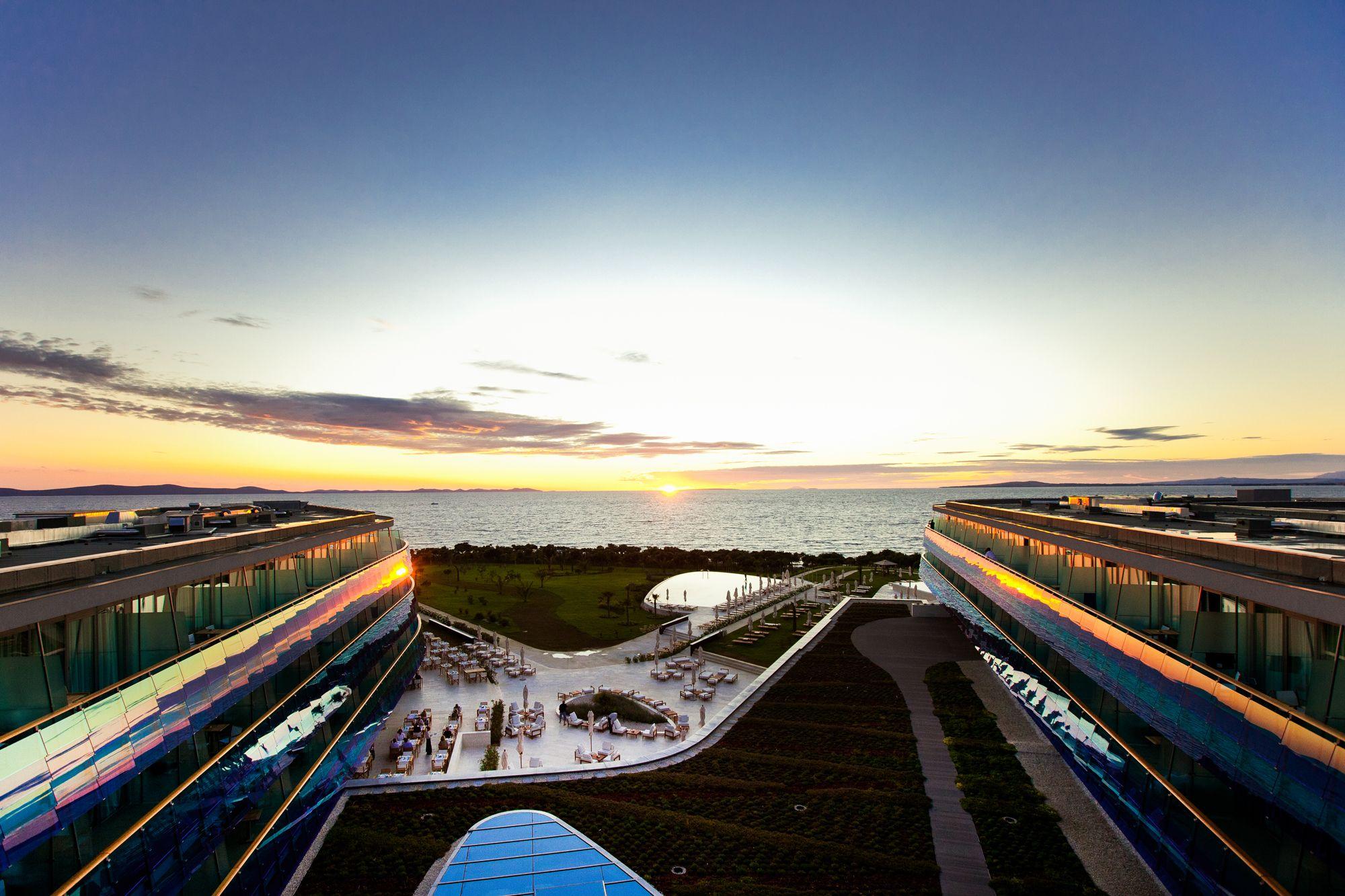Falkensteiner Michaeler Tourism Group AG - Kroatiens Tourismus-Vorzeigeprojekt Punta Skala wurde am 4. Mai 2012 offiziell eröffnet.