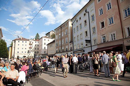 Die Universität Salzburg wird 50 und das Kaiviertel feiert mit