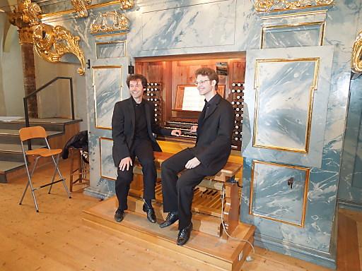 Im Mittelpunkt des Orgelzyklus ORGEL.FEST stehen drei international anerkannte Organisten: Michael Schöch, ARD-Preisträger 2011, Hannes Christian Hadwiger, Kirchenmusiker an der Pfarrkirche St. Nikolaus in Hall und Michel König.