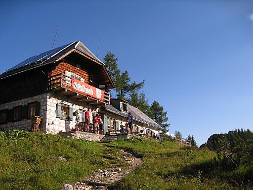 Ebenseer Hochkogelhaus (1558 m) Oberösterreich