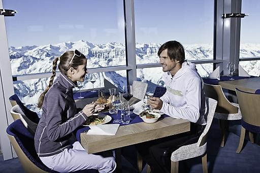 con.os betreut das Kitzsteinhorn bei der strategischen Ausrichtung seiner Berg-Gastronomie.