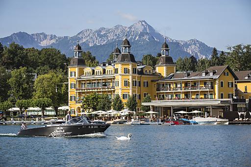 Vom 3. bis 5. Oktober 2012 treffen sich beim BÖTM Top Seminar 2012 Tourismusfachleute aus ganz Österreich zu einem spannenden Gedankenaustausch im Schlosshotel Velden.