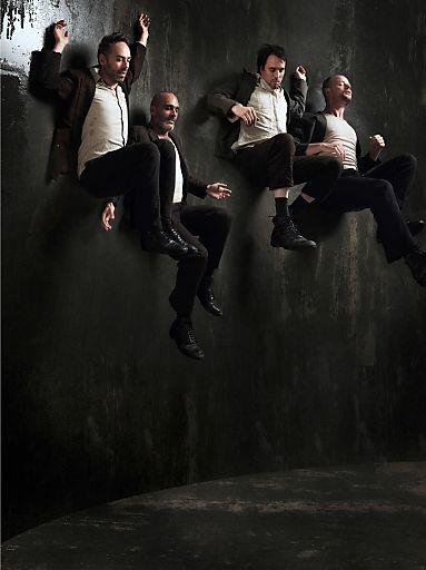 """Die """"Sofa Surfers"""" präsentieren ihr Album """"Superluminal"""" beim großen Opening im republic."""