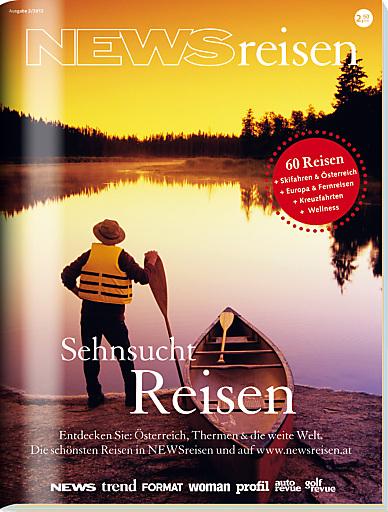 NEWSreisen-Magazin Cover.