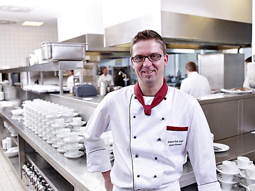Executive Chef Restaurant UNO, Johann Schwarz