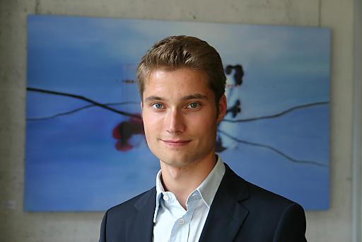 CEO Johannes Reck