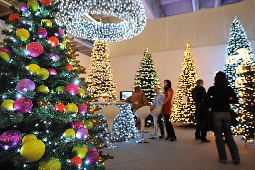 Die Christmasworld in Frankfurt am Main ist die wichtigste internationale Order- und Trendplattform für die Dekobranche und findet vom 25. bis 29. Januar 2013 statt.