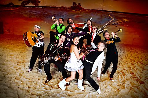 Die niederländische Hermes House Band eröffnet die Wintersaison am Hochzeiger im Pitztal