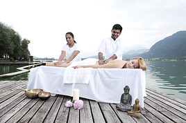 Bild zu Ayurveda in den Health & Spa - Premium Hotels