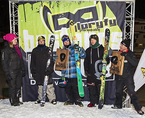 gloryfy BASTARDS 2013 presented by Raiffeisen Club in der Zillertal Arena