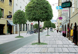 Fotograf: Shared Space, Fotocredit: Altstadt Verband Salzburg