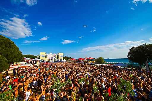 Sommer, Sonne, Meer - feiern bei Spring Break Europe, der ultimativen Party-Reise