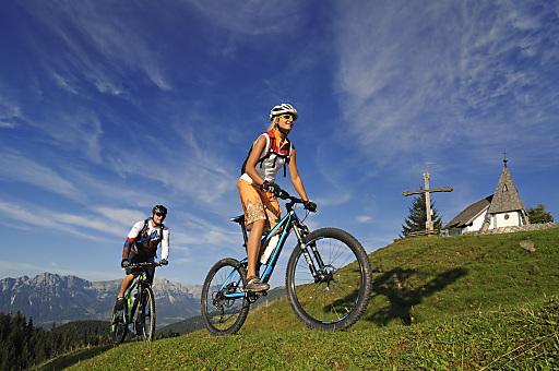 Kaum eine touristische Region hat so viel Abwechslung zu bieten wie die Ferienregion Hohe Salve.