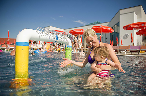 Baby Model Contest in der Sonnentherme!