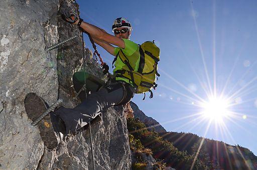 Klettersteig Set Wien : Am klettersteig sicher unterwegs! naturfreunde Österreich 17.05.2013